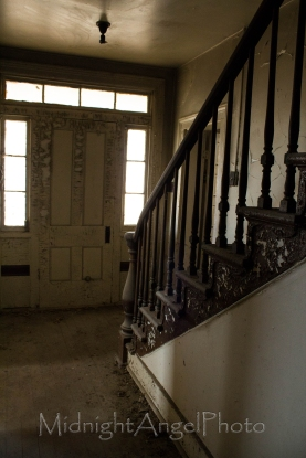 The Abandoned Stairway