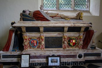 Tomb of the Earl of Surrey