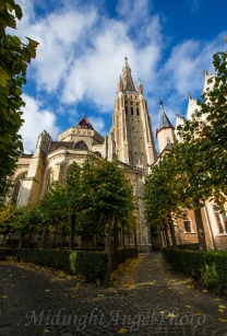 The Church of Our Lady, Brugge
