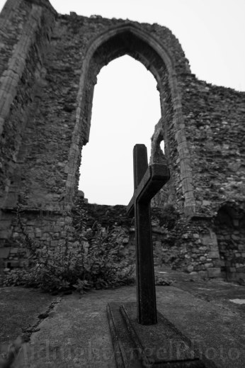 Remnants of Prayer at Leiston Abbey