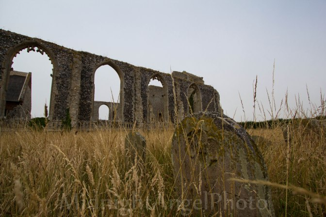 The Ruins of Covehithe