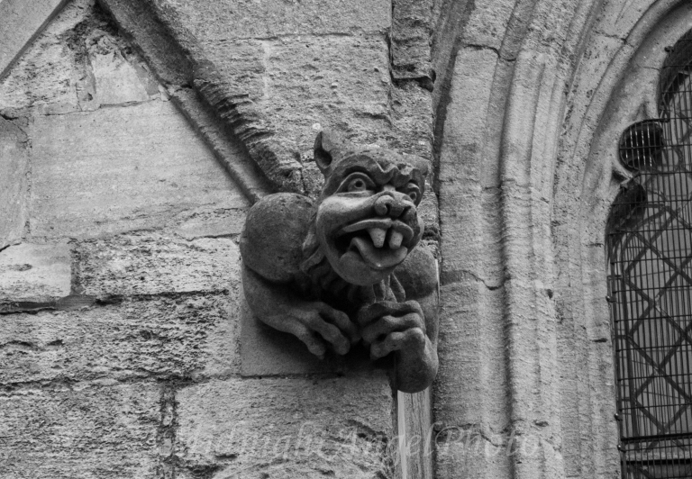 Gargoyle at Ely Cathedral