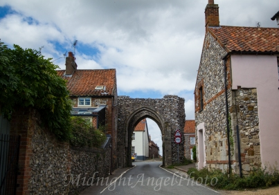 A Town of Remnants - Castle Acre