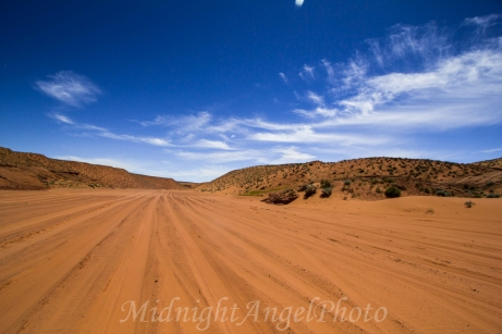 Drive out to Antelope Canyon
