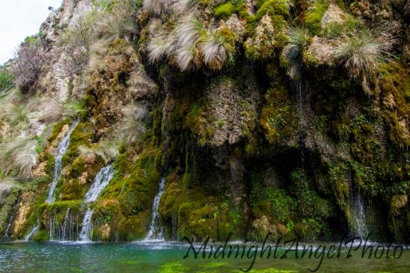 Kourtaliotiko Gorge Falls