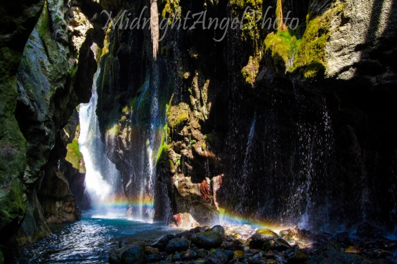 Pure Magic: Kourtaliotiko Gorge Falls