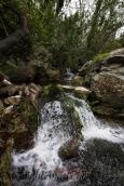 Waterfalls in Richtis Gorge