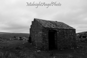 Abandoned at the Merrivale Quarry