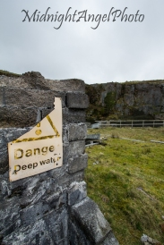 Dangers of the Merrivale Quarry