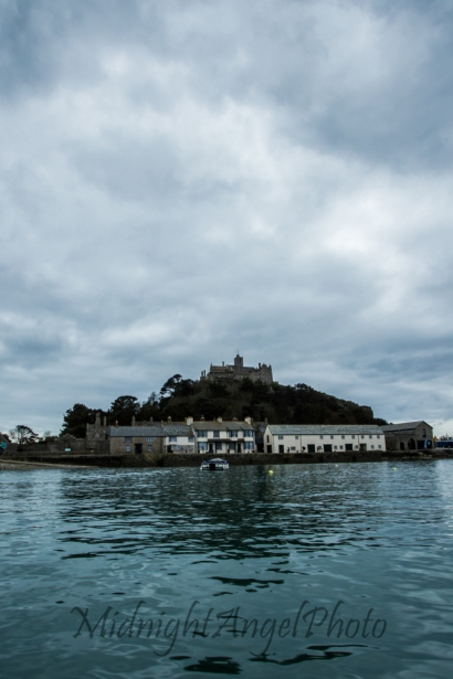 St. Michael's Mount, from the Boat