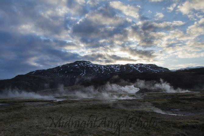 Hveraröndor Hverir Geothermal Area