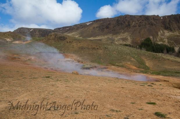 Hveragerði Geothermal Area