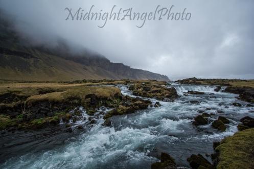 River near Dverghamrar