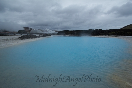 Behind the Blue Lagoon