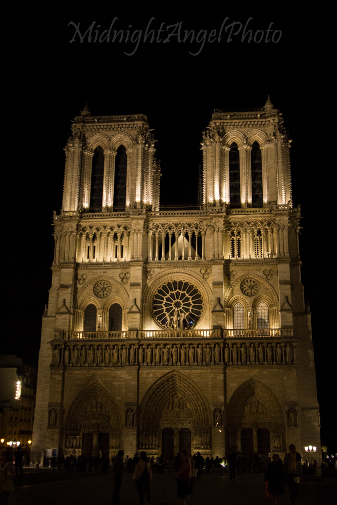 The Notre-Dame Cathedral