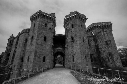 Raglan Castle