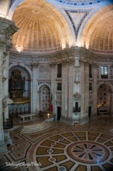 Inside the The Panteao Nacional
