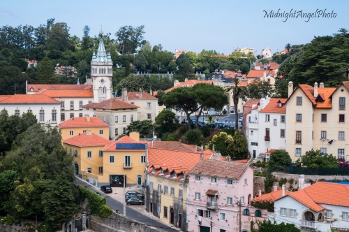 The Town of Sintra