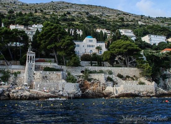 The Muslim mistress' little palace