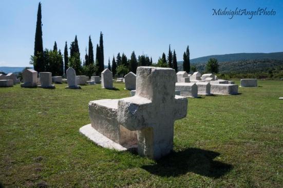 Radimlja Nekropola, near Stolac in Bosnia & Herzegovina