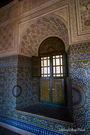 Inside the Kasbah Telouet