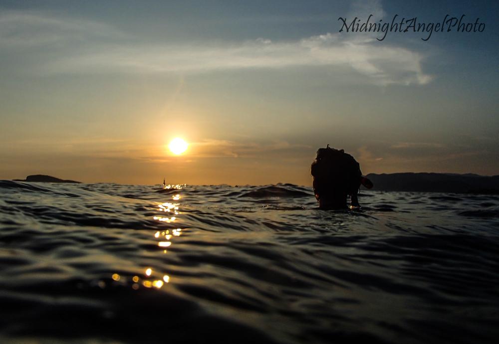 Snorkeling in Cavtat, Croatia
