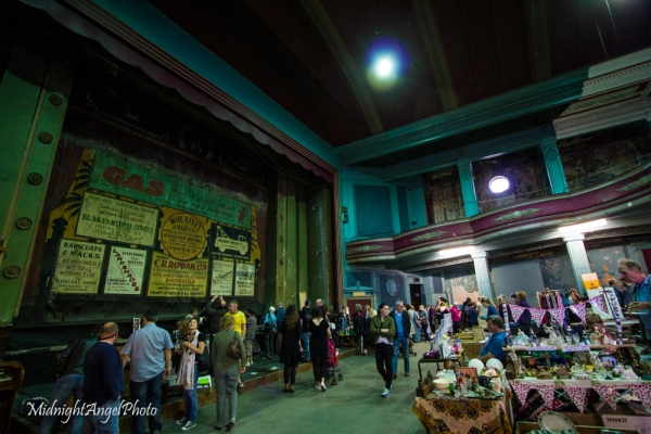 Inside the The Abbeydale Picture House, Sheffield
