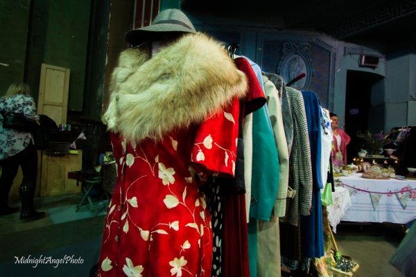 The Vintage Flea Market in Sheffield