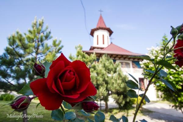 A Little Romanian Church