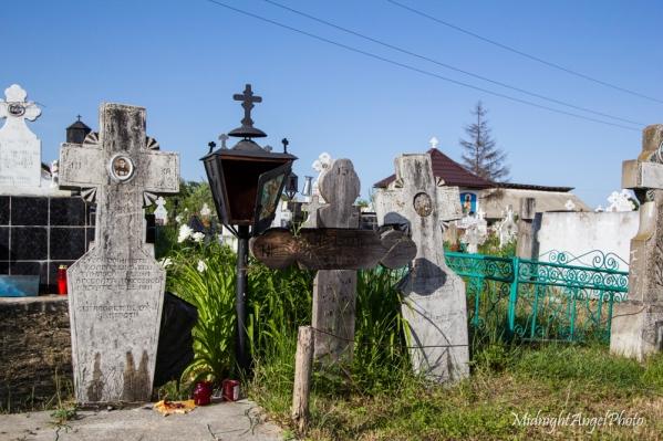 The Little Church's Cemetery