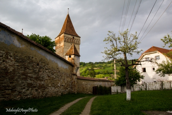 Fortified Church in Moşna