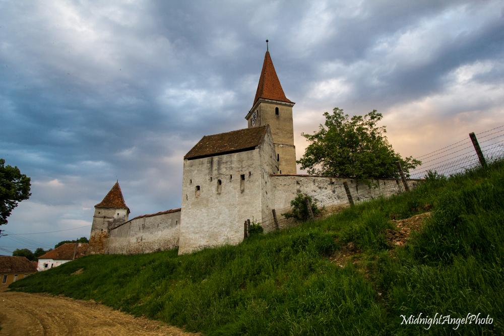 Biserica fortificată din Șaroș pe Târnave