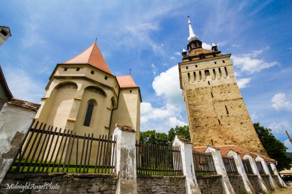 The Fortified Church of Saschiz