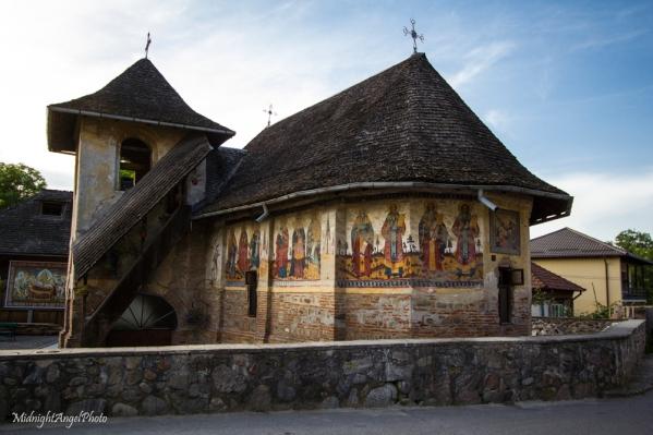 The Biserica Adormirea Maicii Domnului