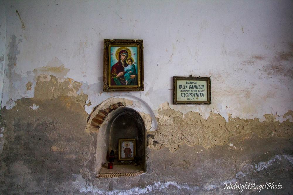 The Biserica Valea Danului