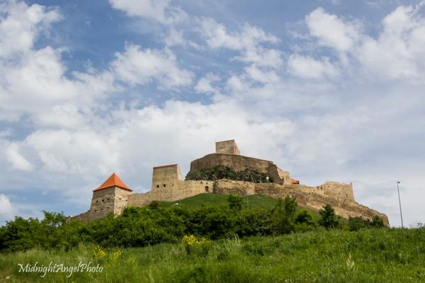 A random castle somewhere in Romania's countryside...