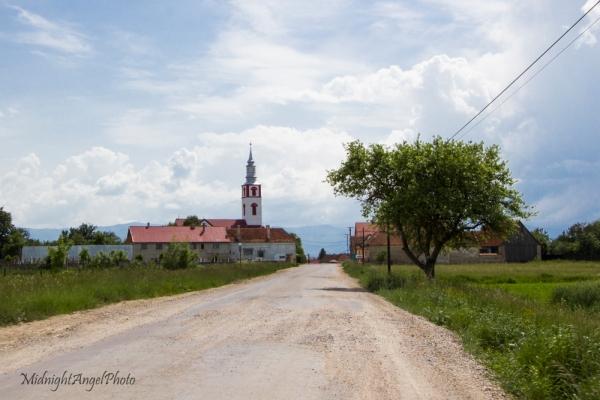 The back roads of Romania