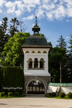 Gatehouse to the Sinaia Monastery